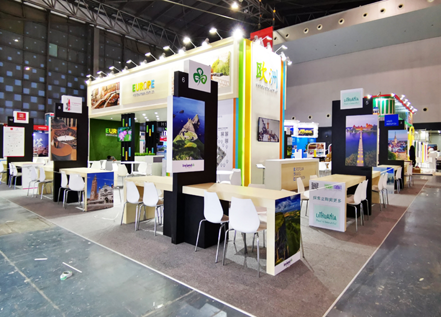ITB China stand contractor for Europe Travel Commission