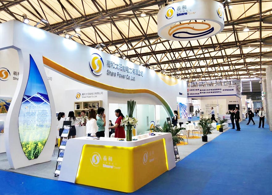 SNEC Booth Design and construction