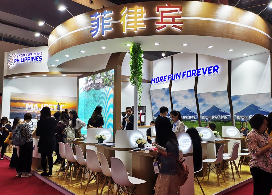 ITB China stand contractor for Philippines